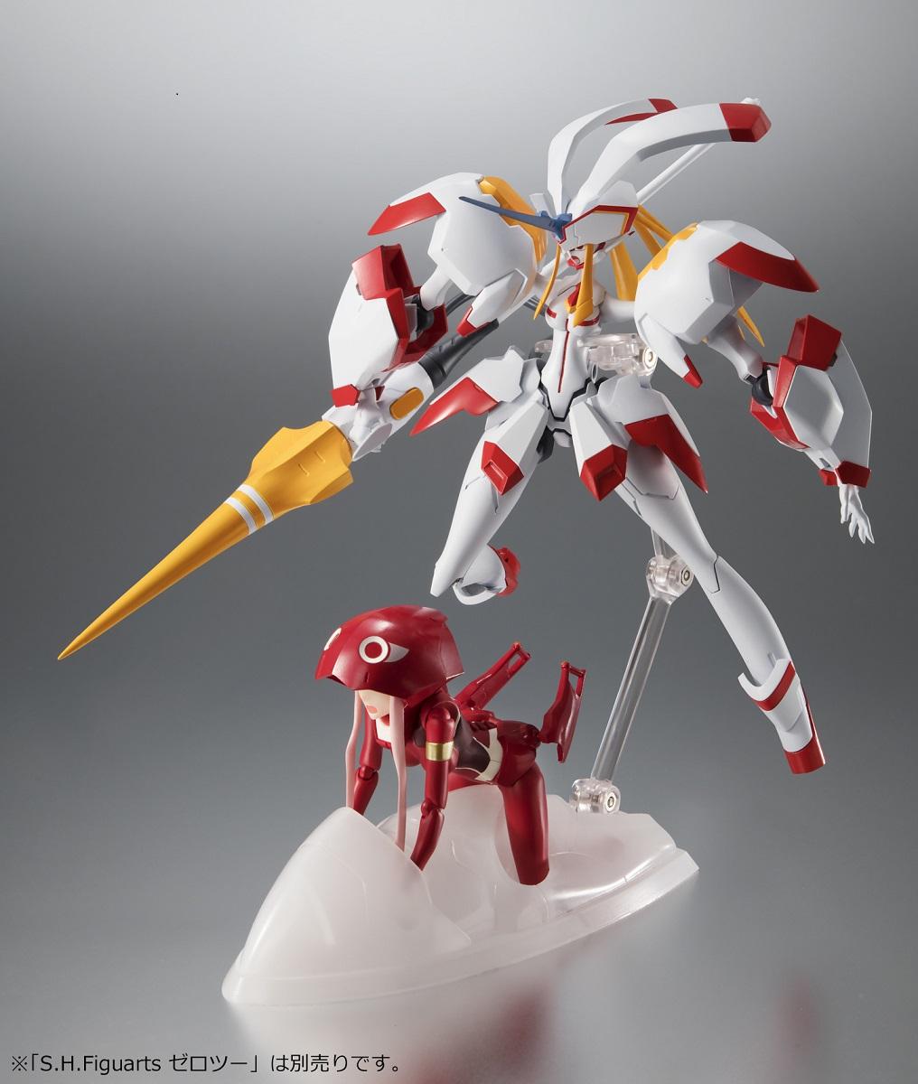 Strelizia Darling in the Franxx Bandai Robot Spirits Figure