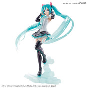 Hatsune Miku V4X Vocaloid Model Kit
