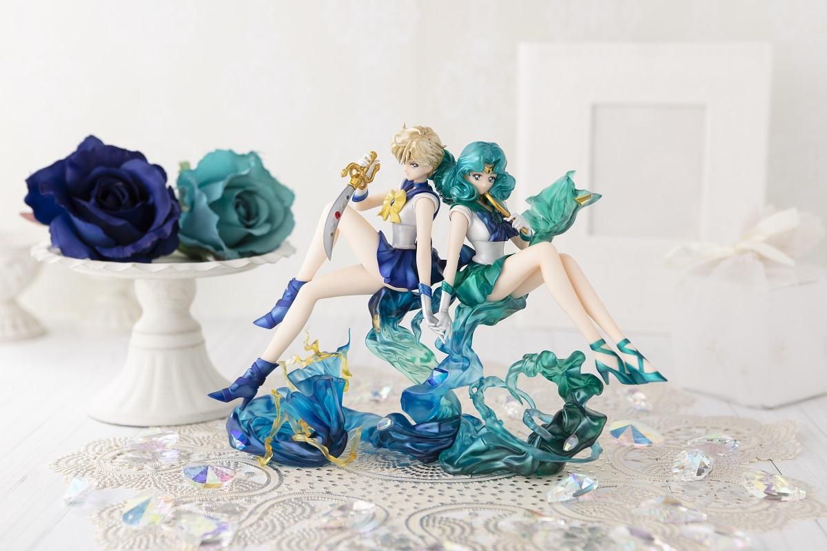 Sailor Neptune Sailor Moon Figure