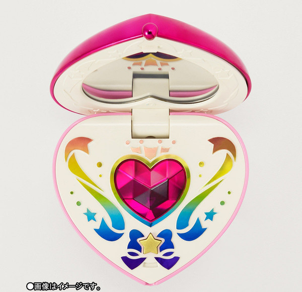 Chibi Moon Compact Sailor Moon Bandai Proplica