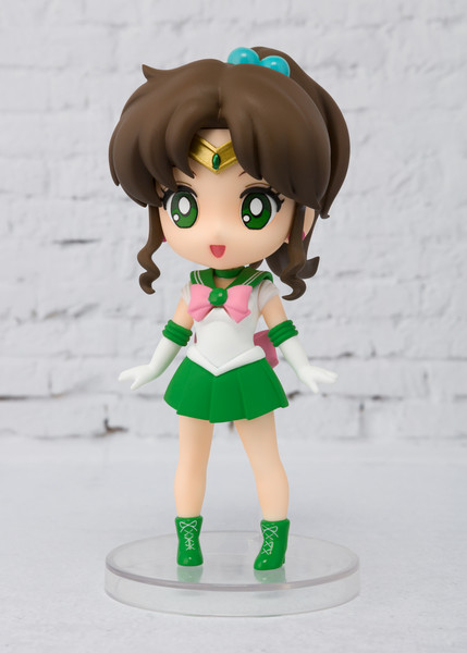 Sailor Jupiter Sailor Moon Figuarts Mini Figure