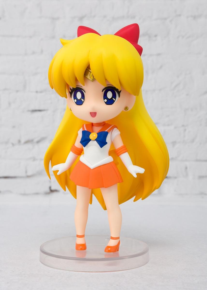 Sailor Venus Sailor Moon Figuarts Mini Figure