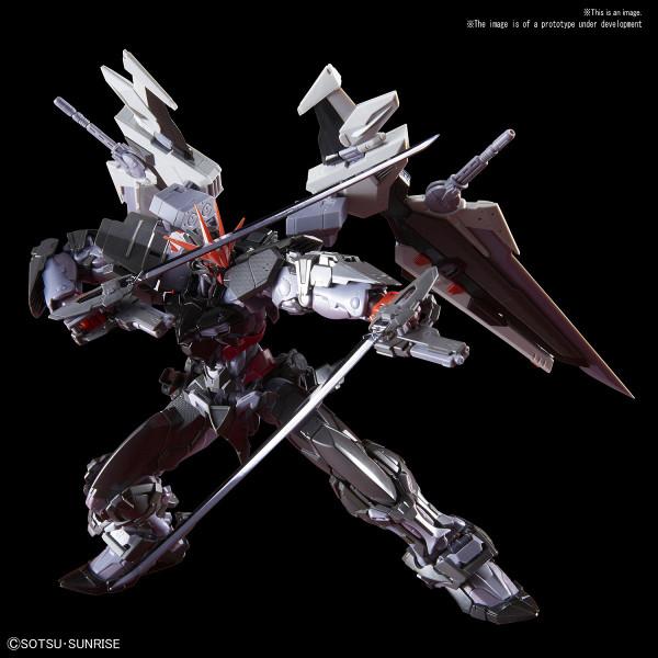 Gundam Astray Noir Gundam Seed Destiny 1/100 Hi-Resolution Model Kit