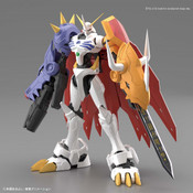 Omegamon Amplified Ver Digimon Figure
