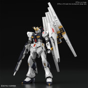 Nu Gundam Mobile Suit Gundam Char's Counterattack RG 1/144 Model Kit