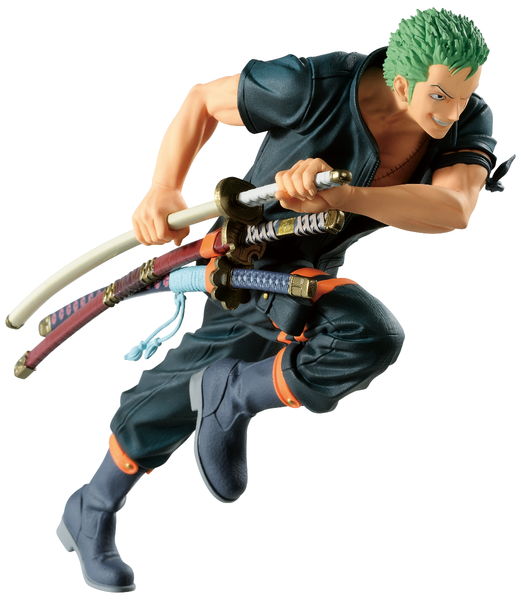 Roronoa Zoro One Piece Stampede Figure