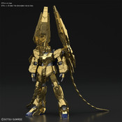 Phenex Unicorn Mode Gold Coating Ver Gundam Narrative HG 1/144 Model Kit
