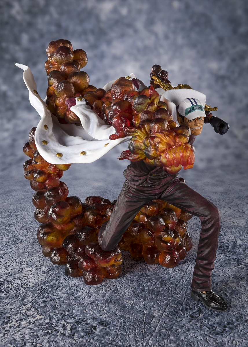 Sakazuki Akainu The Three Admirals One Piece Figure