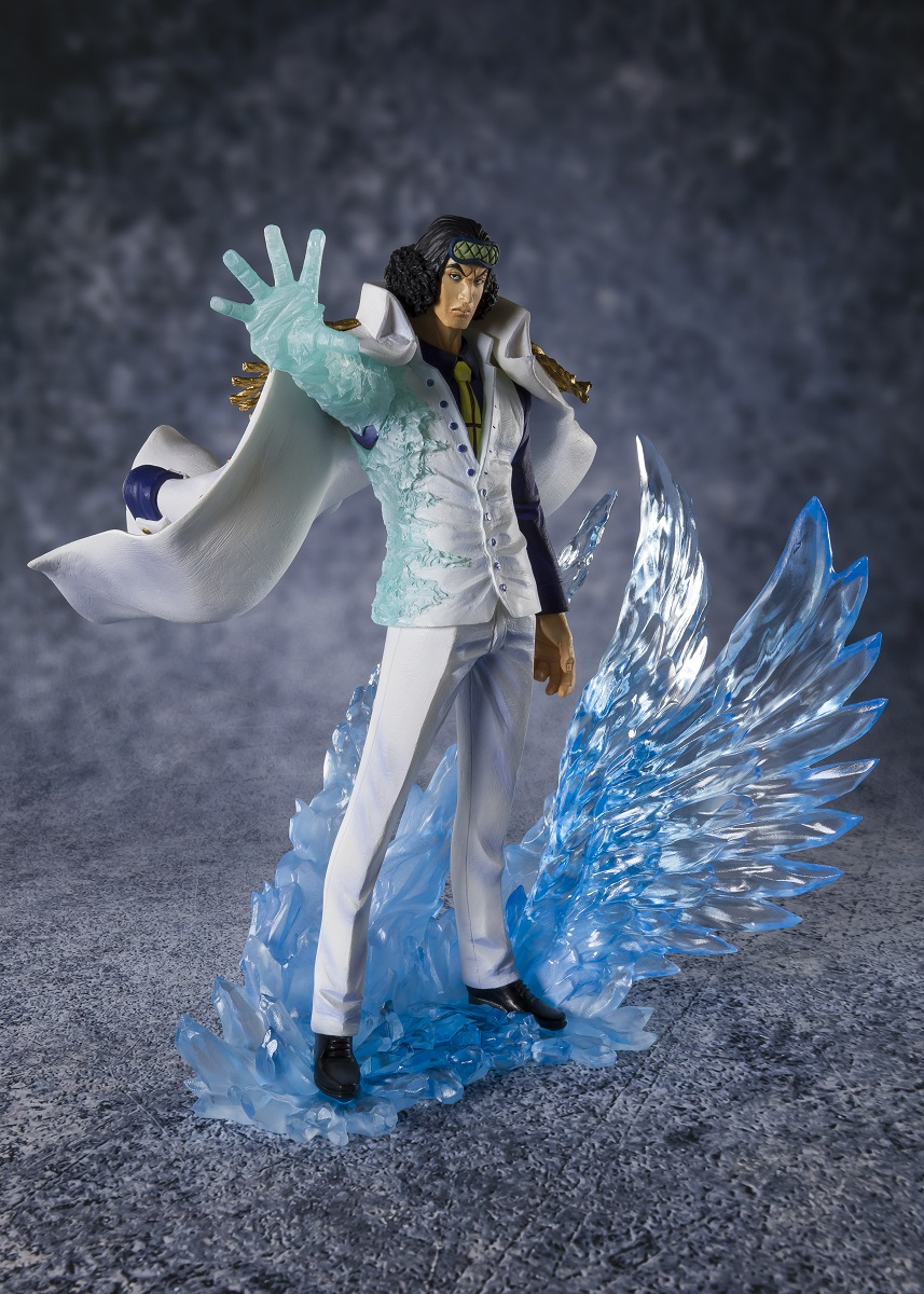 Kuzan Aokiji The Three Admirals One Piece Figure