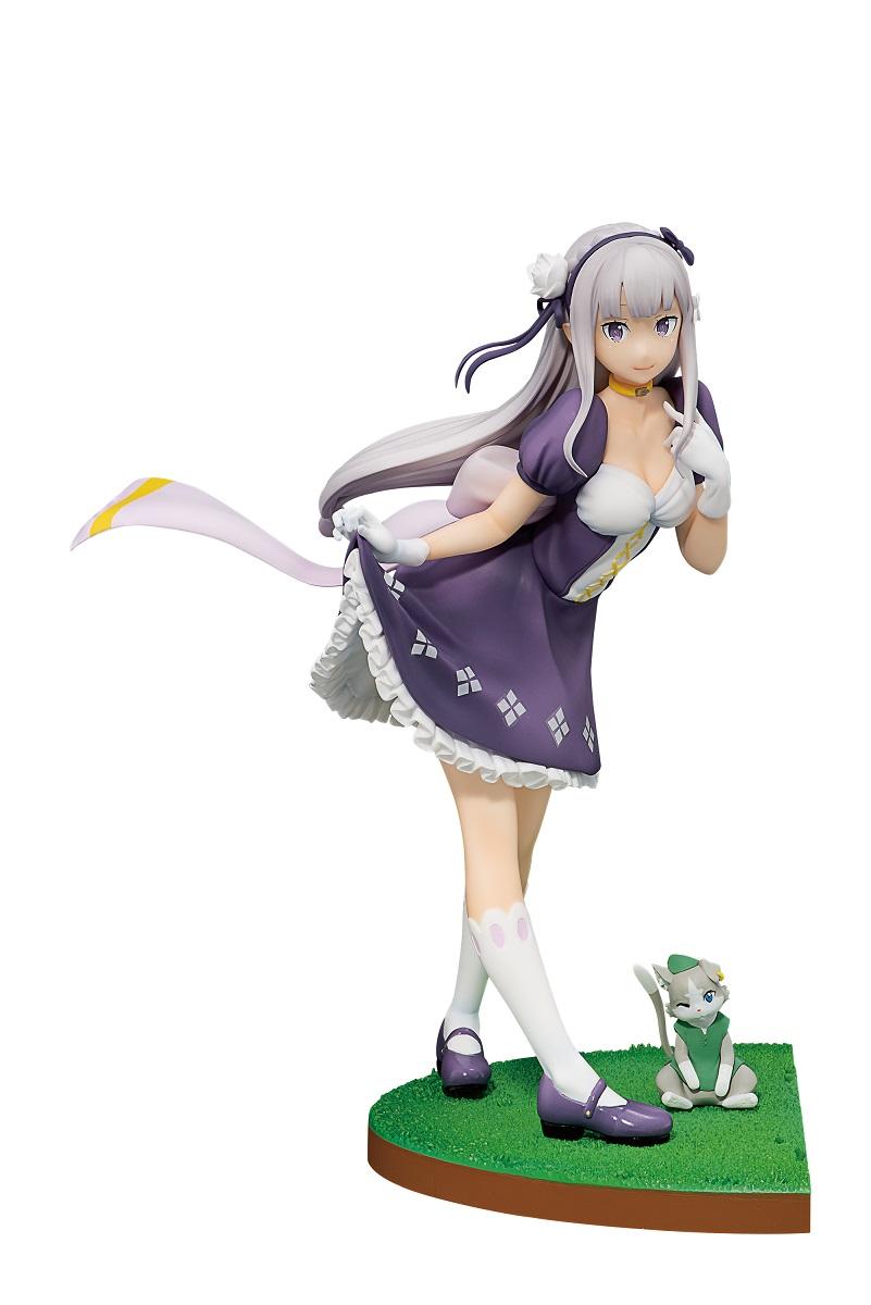 Emilia Re:ZERO Ichiban Figure
