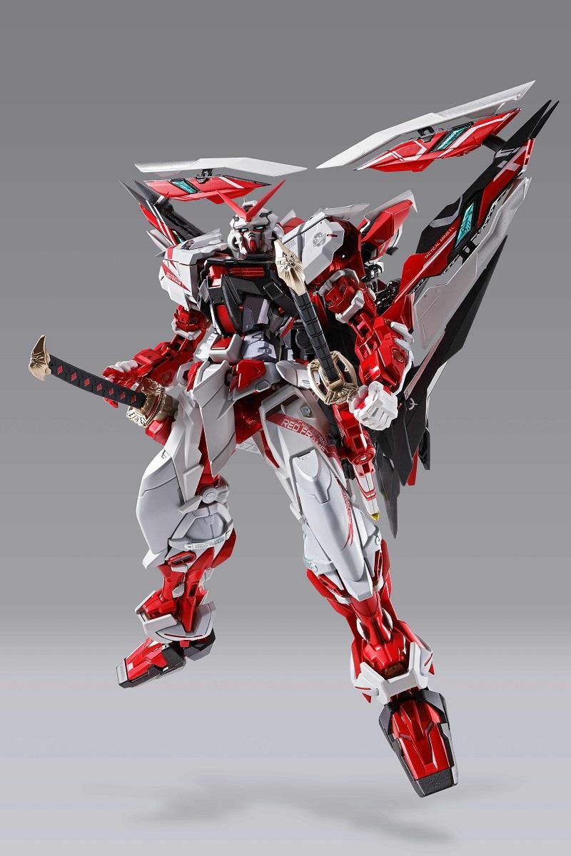 Gundam Astray Red Frame Kai Alternative Strike Metal Build Model Kit