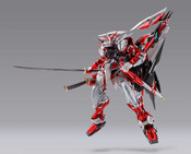 Gundam Astray Red Frame Kai Alternative Strike Metal Build Model Kit