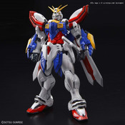 God Gundam G Gundam Hi-Resolution (1/100) Model Kit