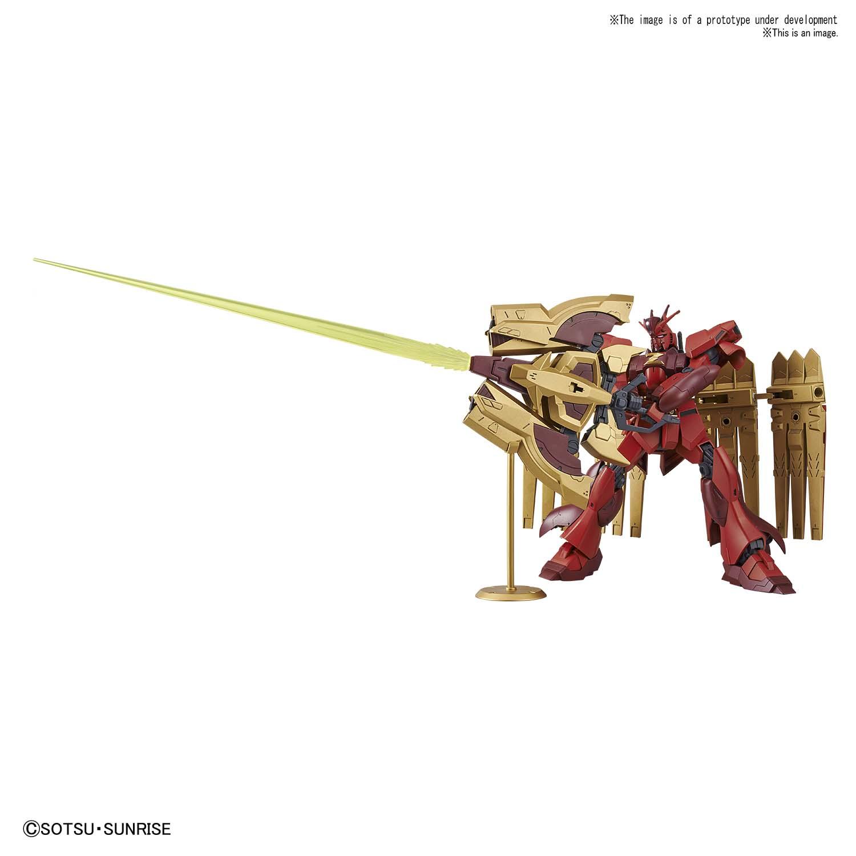 Nu-Zeon Gundam Gundam Build Divers Re:Rise HG 1/144 Model Kit