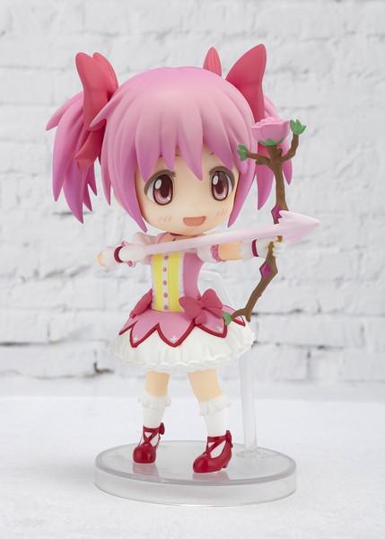 Madoka Kaname Puella Magi Madoka Magica the Movie Rebellion Figuarts Mini Figure