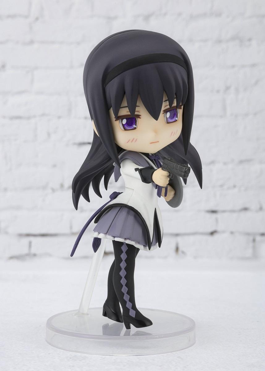 Homura Akemi Puella Magi Madoka Magica the Movie Rebellion Figuarts Mini Figure