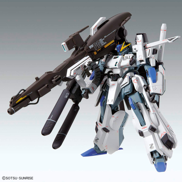 Fazz Ver Ka Gundam Sentinel MG 1/100 Model Kit