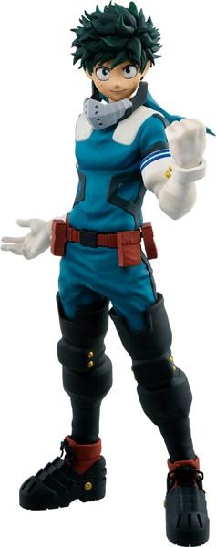 Izuku Midoriya Fighting Heroes One's Justice Ver My Hero Academia Figure