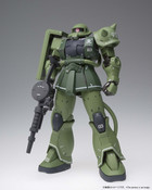 MS-06C Zaku II Type C Mobile Suit Gundam The Origin Metal Composite Model Kit