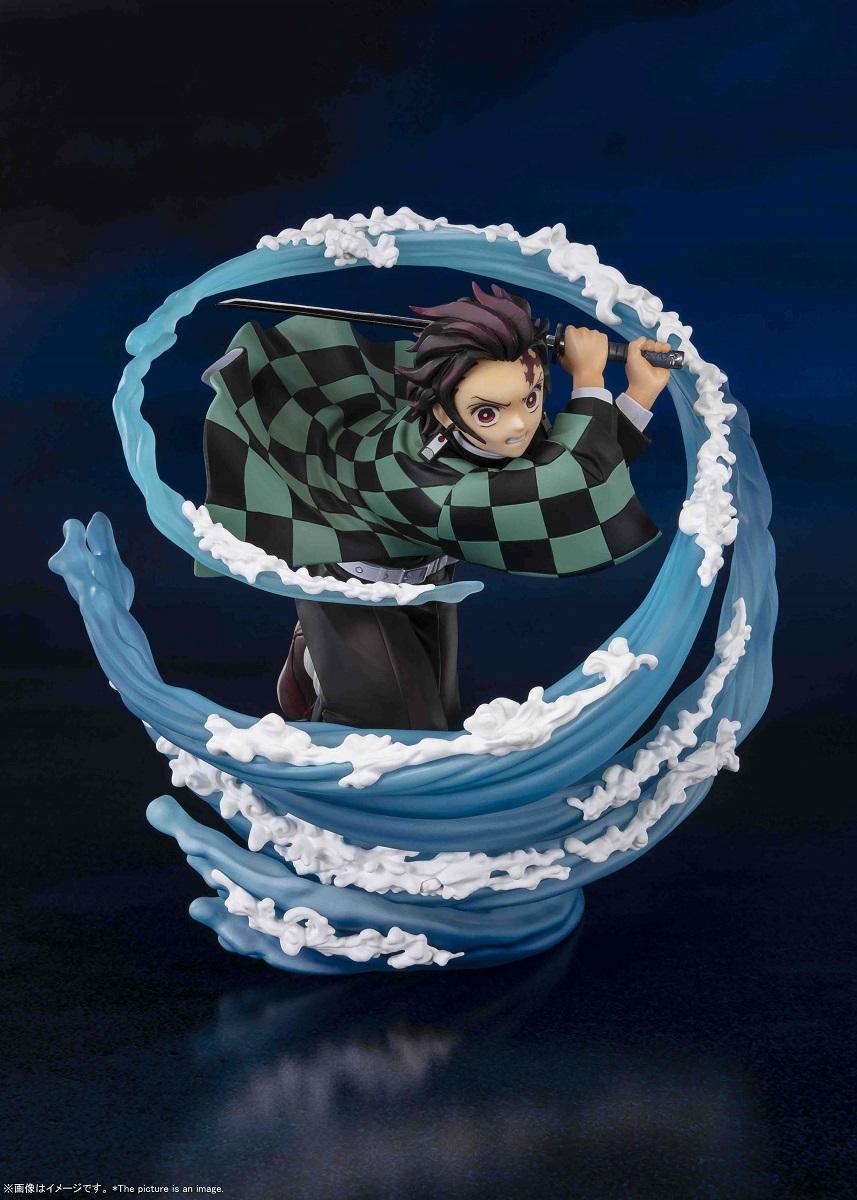 Tanjiro Kamado Breath of Water Ver Demon Slayer Figure