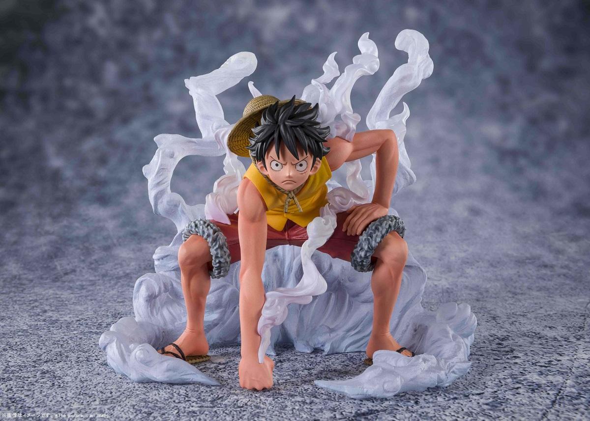 Monkey D Luffy Paramount War Extra Battle Ver One Piece Figure