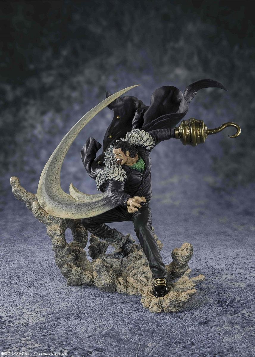 Sir Crocodile Paramount War Extra Battle Ver One Piece Figure