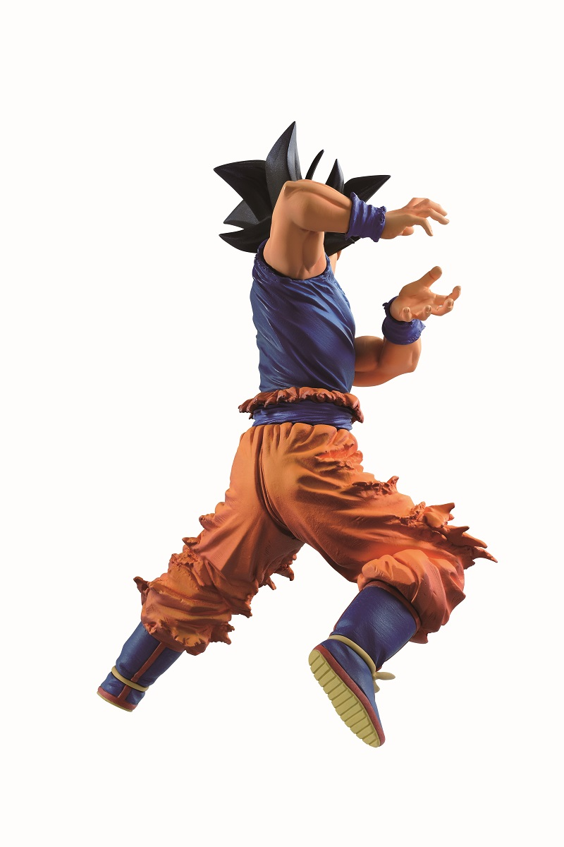 Son Goku Ultra Instinct Dokkan Battle Ver Dragon Ball Figure