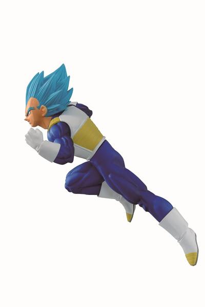 Super Saiyan God Super Saiyan Vegeta Dokkan Battle Ver Dragon Ball Figure