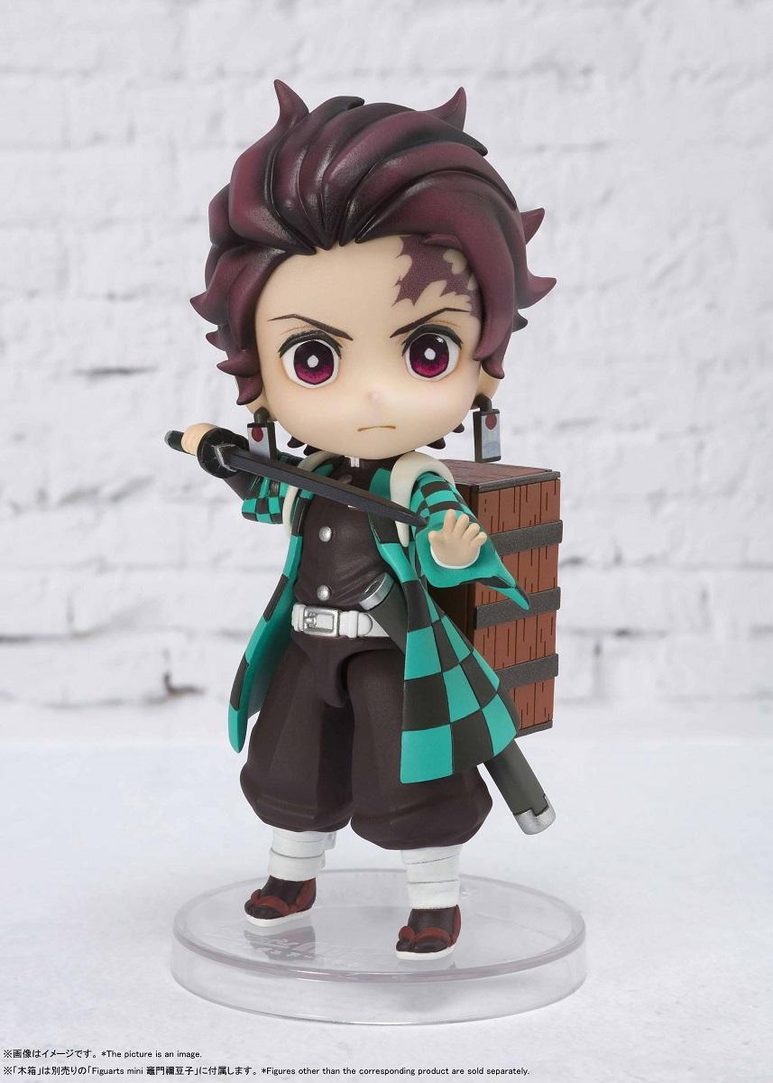 Tanjiro Kamado Demon Slayer Figuarts Mini Figure