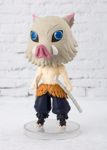 Inosuke Hashibira Demon Slayer Figuarts Mini Figure