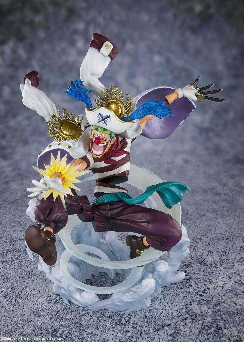 Buggy the Clown Paramount War Extra Battle Ver One Piece Figure