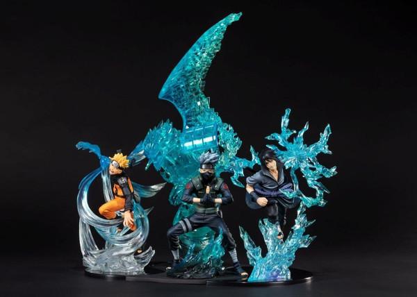 Sasuke Uchiha Kizuna Relation Naruto Shippuden Figuarts Figure