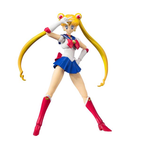 Sailor Moon Animation Color Ver Pretty Guardian Sailor Moon Figure