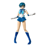 Sailor Mercury Animation Color Ver Pretty Guardian Sailor Moon Figure