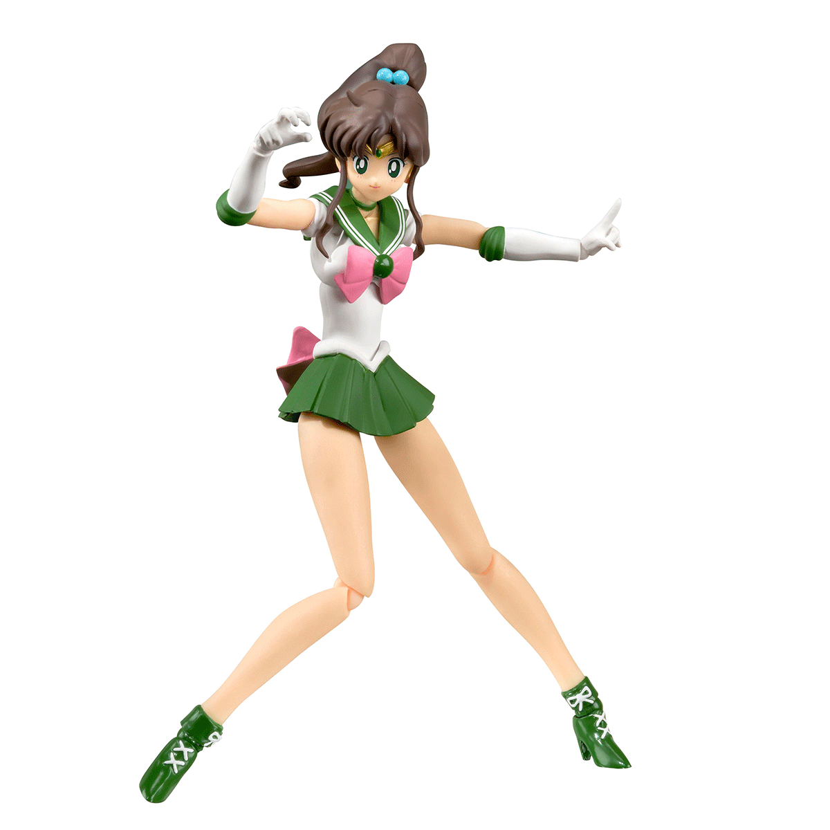 Sailor Jupiter Animation Color Ver Pretty Guardian Sailor Moon Figure