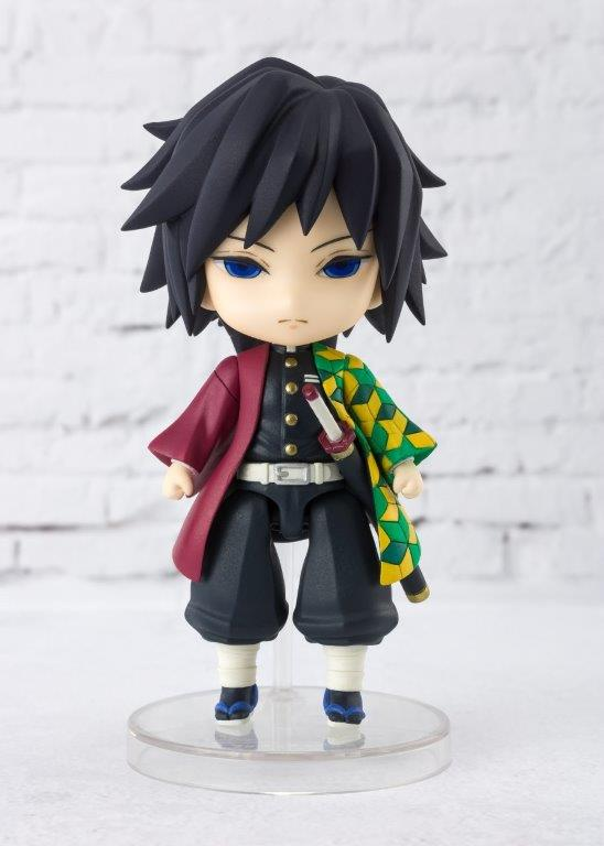 Giyu Mizubashira Tomioka Demon Slayer Figuarts Mini Figure