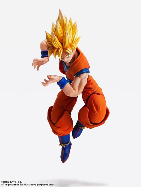 Son Goku Dragon Ball Z Imagination Works Figure