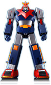 Volt in Box Voltes V Soul of Chogokin Ver Super Electromagnetic Machine VOLTES V Figure