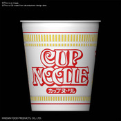 Cup Noodle Bandai Spirits 1/1 Model Kit