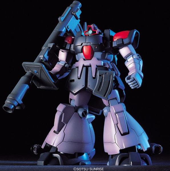 Dom Tropen Mobile Suit Gundam 0083 Stardust Memory HGUC 1/144 Model Kit