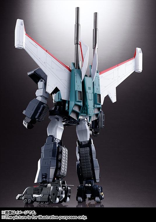 GX-13R Choju Kishin Dancouga Renewal Ver Super Beast Machine God Dancouga Figure