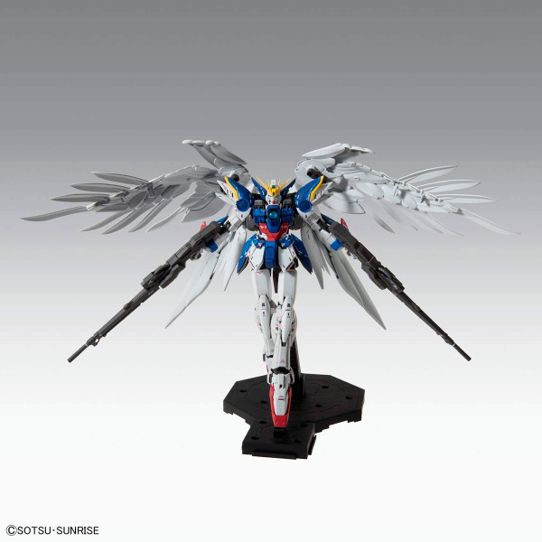 Wing Gundam Zero EW Ver.Ka Endless Waltz MG 1/100 Model Kit