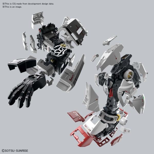 RX-78-2 Gundam Mobile Suit Gundam PG Unleashed 1/60 Model Kit
