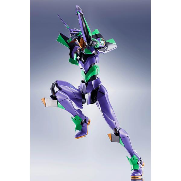 Evangelion Test Type-01 Rebuild of Evangelion Dynaction Figure
