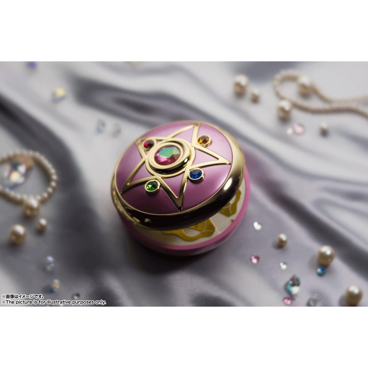 Crystal Star Brilliant Color Ver Pretty Guardian Sailor Moon R Proplica