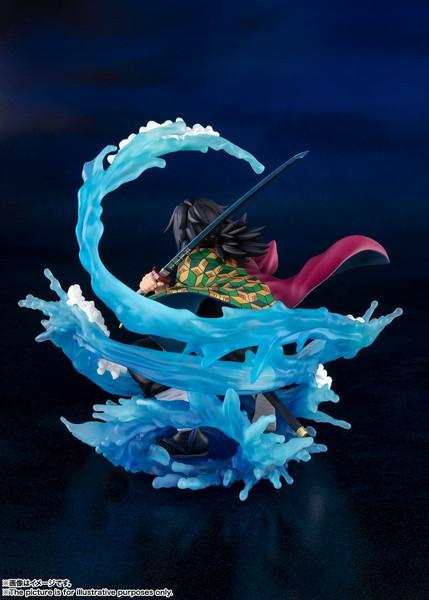 Giyu Tomioka Water Breathing Ver Demon Slayer Figuarts Figure
