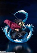 Giyu Tomioka Water Breathing Ver Demon Slayer Figuarts Figure