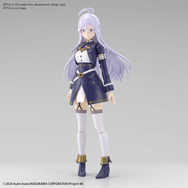 Lena 86 Eighty-Six Figure-rise Model Kit