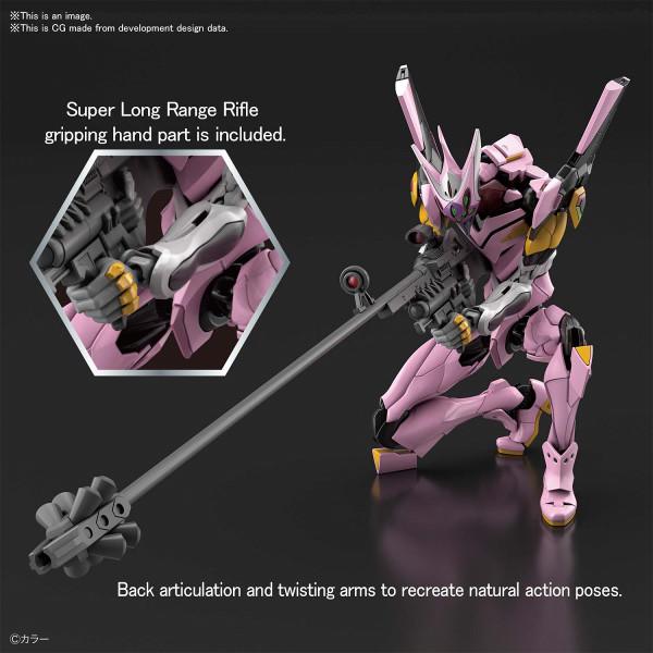 Evangelion Unit-08 Alpha Evangelion RG Model Kit
