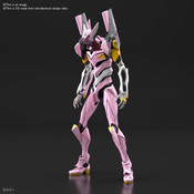 Evangelion Unit-08 Alpha Evangelion RG Model Kit